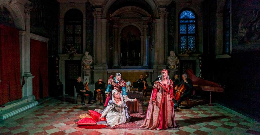 Baroque Opera House © DR