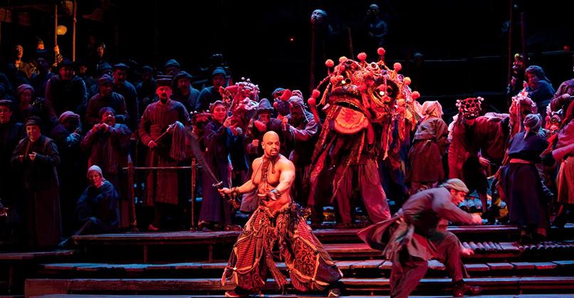 ©2019 The metropolitan Opera