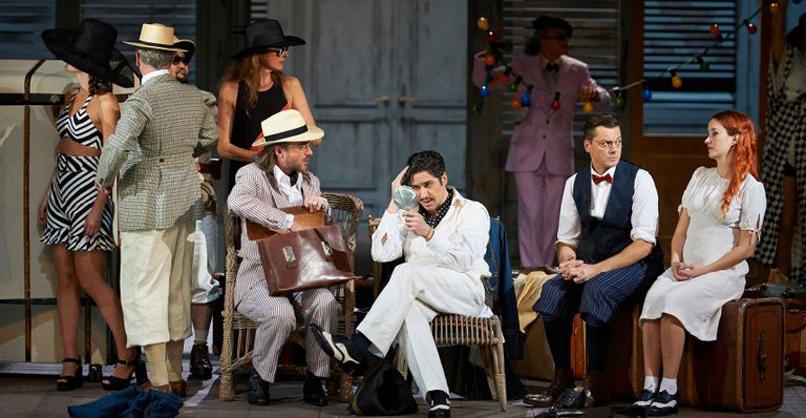 Le nozze di Figaro © Matthias Baus