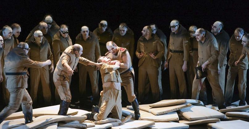 Wozzeck Ensemble und Chor der Bayerischen Staatsoper