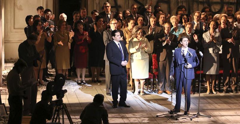 Lucia di Lammermoor Ensemble und Chor der Bayerischen Staatsoper
