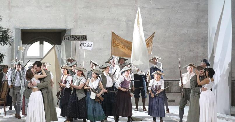 Così fan tutte Ensemble und Chor der Bayerischen Staatsoper