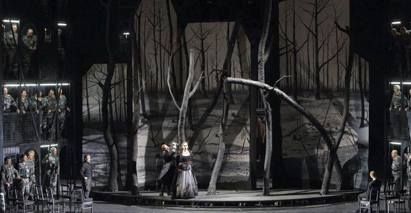 Il trovatore Ensemble und Chor der Bayerischen Staatsoper