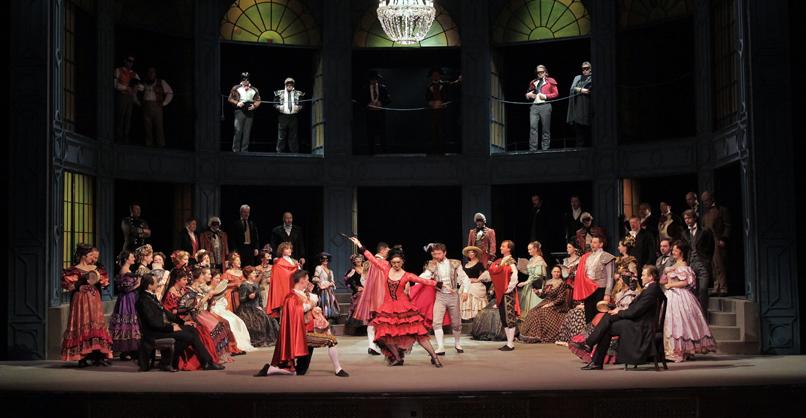 La Traviata © DR Narodni Divadlo