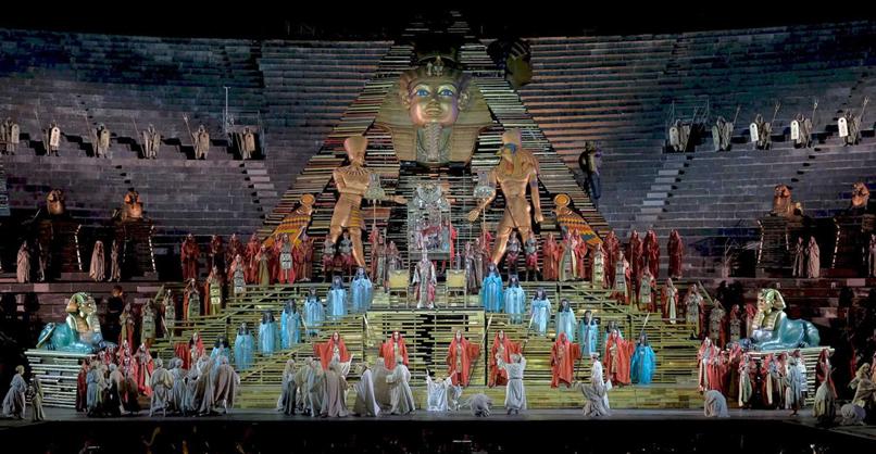 Aida - 2018 © DR Festival Arena di Verona