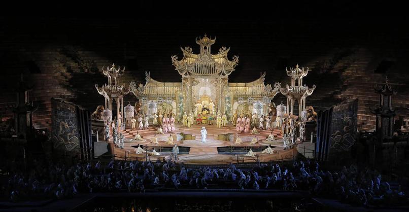 Turandot © DR Festival Arena di Verona