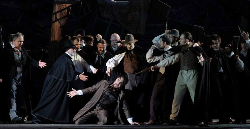 ISMAELE Luciano Ganci - Nabucco - 2018 © DR Festival Arena di Verona