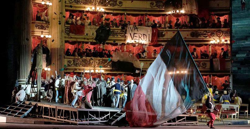 Nabucco - 2018 © DR Festival Arena di Verona