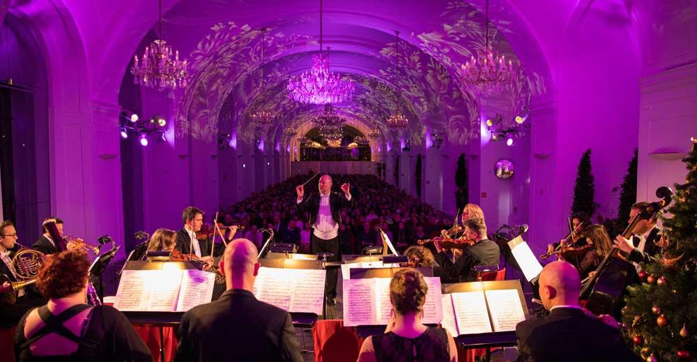 Schloss Schönbrunn Konzerte © DR