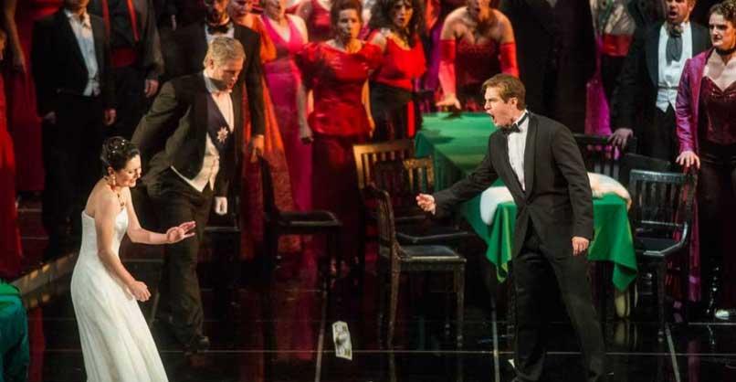 La Traviata © Marcus Lieberenz