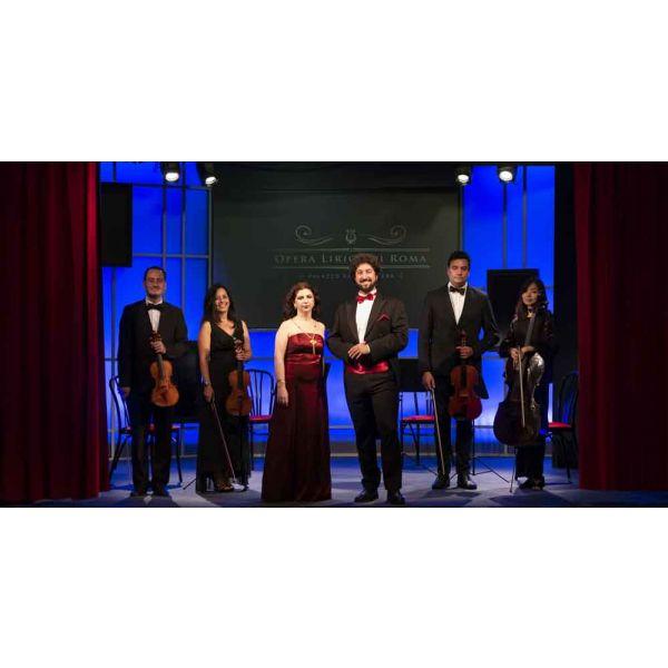 The Great Opera Arias Concert / Tosca (Arias) - Puccini / La Traviata (Arias) - Verdi / Le Quattro Stagioni - Vivaldi