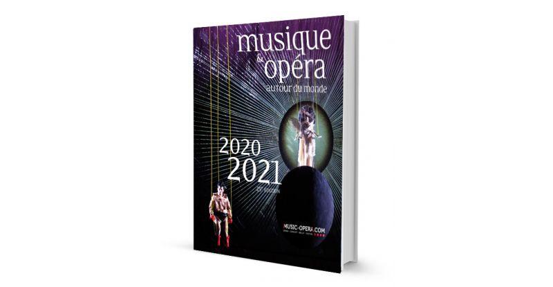 Le CalendrierMusique & Opéra 2020/2021 - L'Essentiel