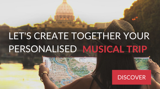 PERSONALISED MUSIC TRAVEL