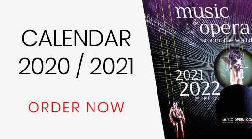 Calendar Music & Opera