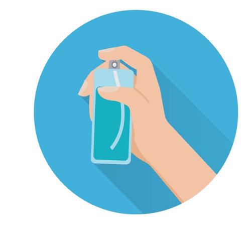 Gel hydro alcoolique