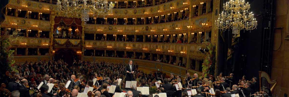 Teatro La Fenice - Concerto di Capodanno 19-20 © Michele Crosera