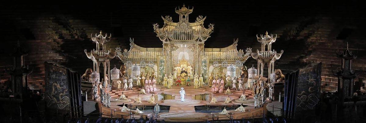 Turandot © Ennevi - Courtesy of Fondazione Arena di Verona