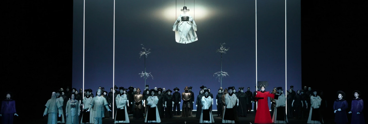 Turandot © Javier del Real / Teatro Real